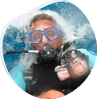how to learn scuba in the Dominican Republic with the best Instructo Udo Stahl